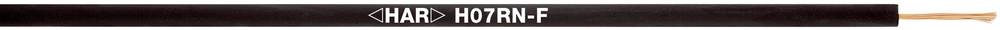 Priključni vodič H07RN-F 1 x 95 mm crne boje LappKabel 4533010 100 m