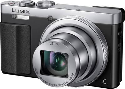 Image of Panasonic DMC-TZ71EG-S Digital camera 12.1 MPix Optical zoom: 30 x Silver Casing (Body), Battery Wi-Fi