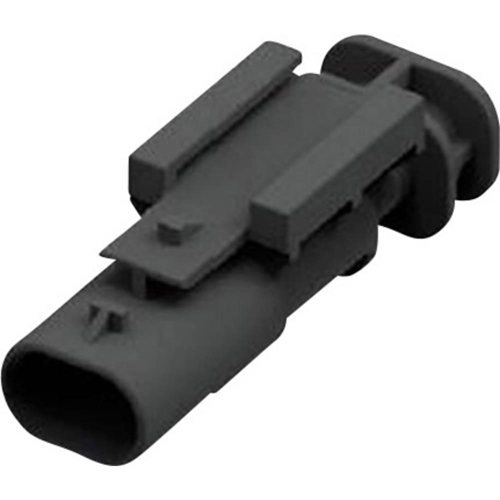 Tilslutningskabinet-printplade MCON 1.2 Samlet antal poler 2 TE Connectivity 1-1703498-1 1 stk