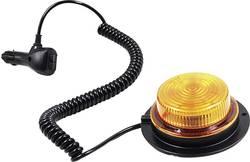 LED rotirajuće svjetlo SecoRüt LED svjetlo upozorenja 12 V, 24 V pričvršćenje magnetom, montaža vijkom narančasta, crna