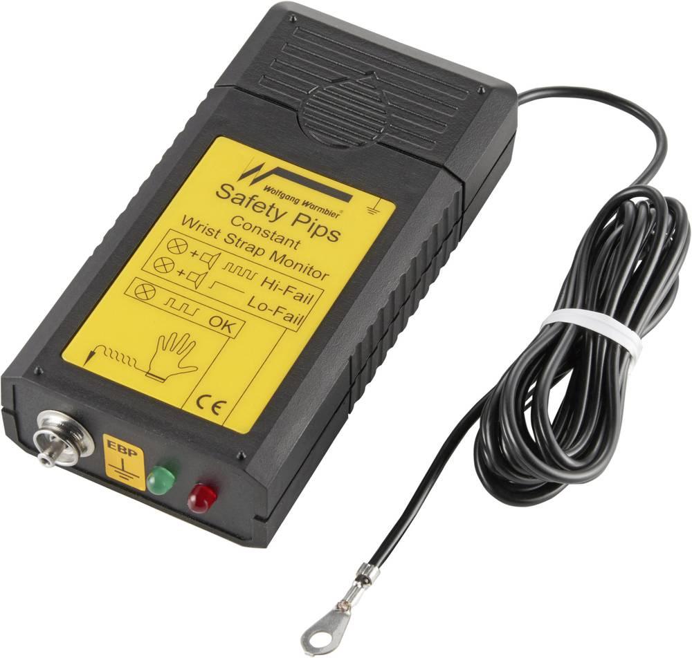 ESD testna naprava Wolfgang Warmbier 7100.181 ozemljitev oseb, kapacitivno merjenje