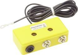 ESD ozemljitvena škatla s kablom 2 m Wolfgang Warmbier 2200.121.10 pritisni gumb 10 mm, banana vtičnica