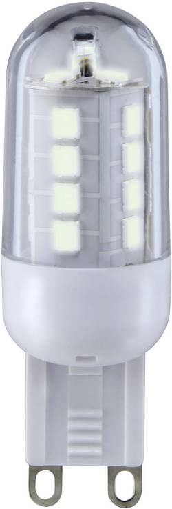 LED Stiftform G9 Sygonix 3 W 265 lm A+ Varmvit 1 st