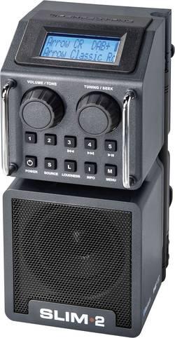 DAB+ Radio PerfectPro Slim 2 vgradni,odporen proti špricani vodi,udarcem,prahu