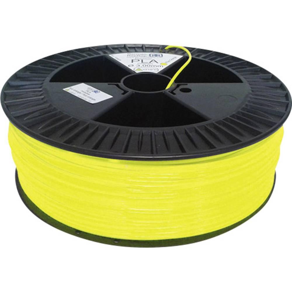 Filament German RepRap 100265 ABS 3 mm svetlo-rumene barve 2.1 kg