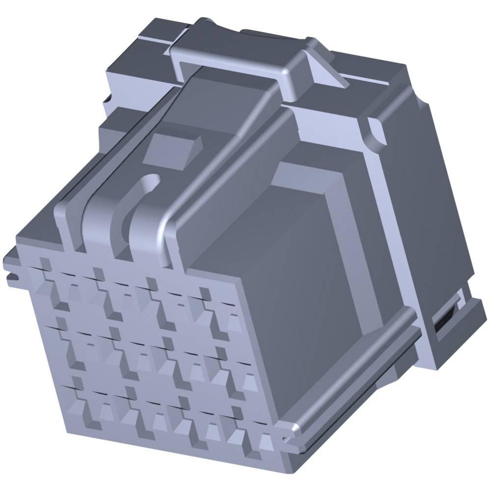 Tilslutningskabinet-kabel MCP Samlet antal poler 12 TE Connectivity 8-968972-1 1 stk