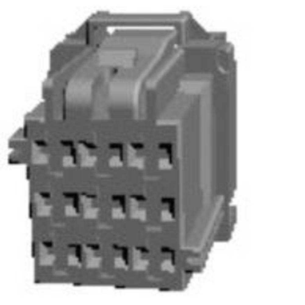 Tilslutningskabinet-kabel MCP Samlet antal poler 9 TE Connectivity 8-968971-1 1 stk
