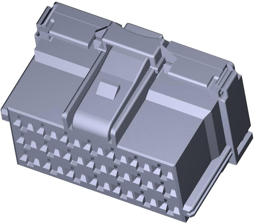 Tilslutningskabinet-kabel MCP Samlet antal poler 21 TE Connectivity 8-968975-1 1 stk