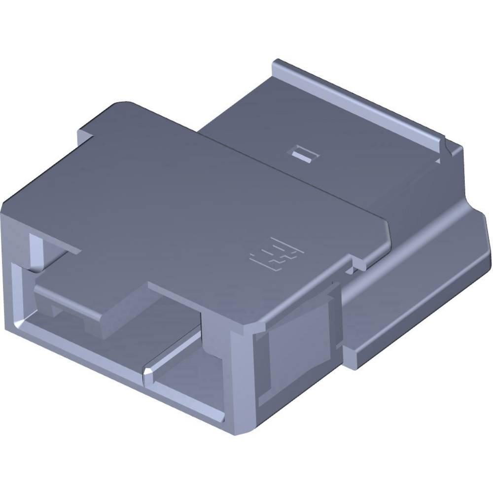 Tilslutningskabinet-printplade MCP Samlet antal poler 3 TE Connectivity 1-968977-9 1 stk
