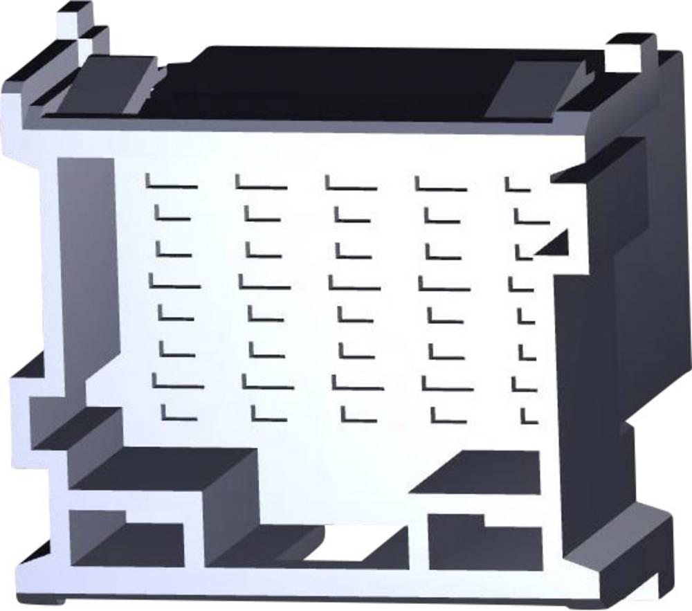 Ohišje za konektorje- platina TE Connectivity 1-967628-2 1 kos