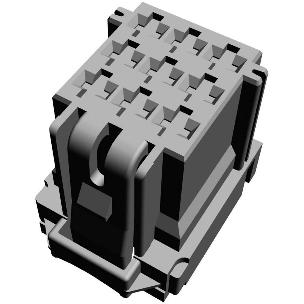 Ohišje za konektorje TE Connectivity 6-968971-1 1 kos