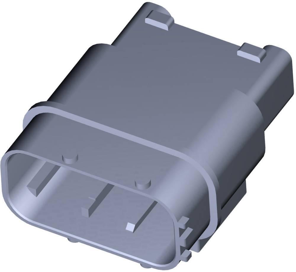 Ohišje za konektorje- platina TE Connectivity 284844-1 1 kos