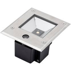 LED-udendørs indbygningsbelysning 9 W Varm hvid Konstsmide 7953-310 7953-310 Aluminium