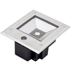 LED-udendørs indbygningsbelysning 12 W Varm hvid Konstsmide 7954-310 7954-310 Aluminium