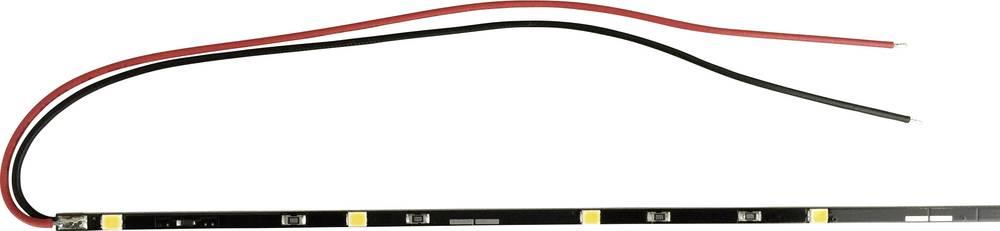 LED-striber Med åben kabelende Conrad Components 1343329 12 V 33 cm Neutral hvid