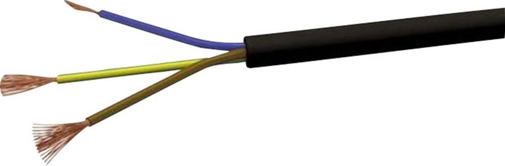 Gumirani vodnik H05VV-F 5 x 2.5 mm sive barve VOKA Kabelwerk H05VVF5X25 100 m
