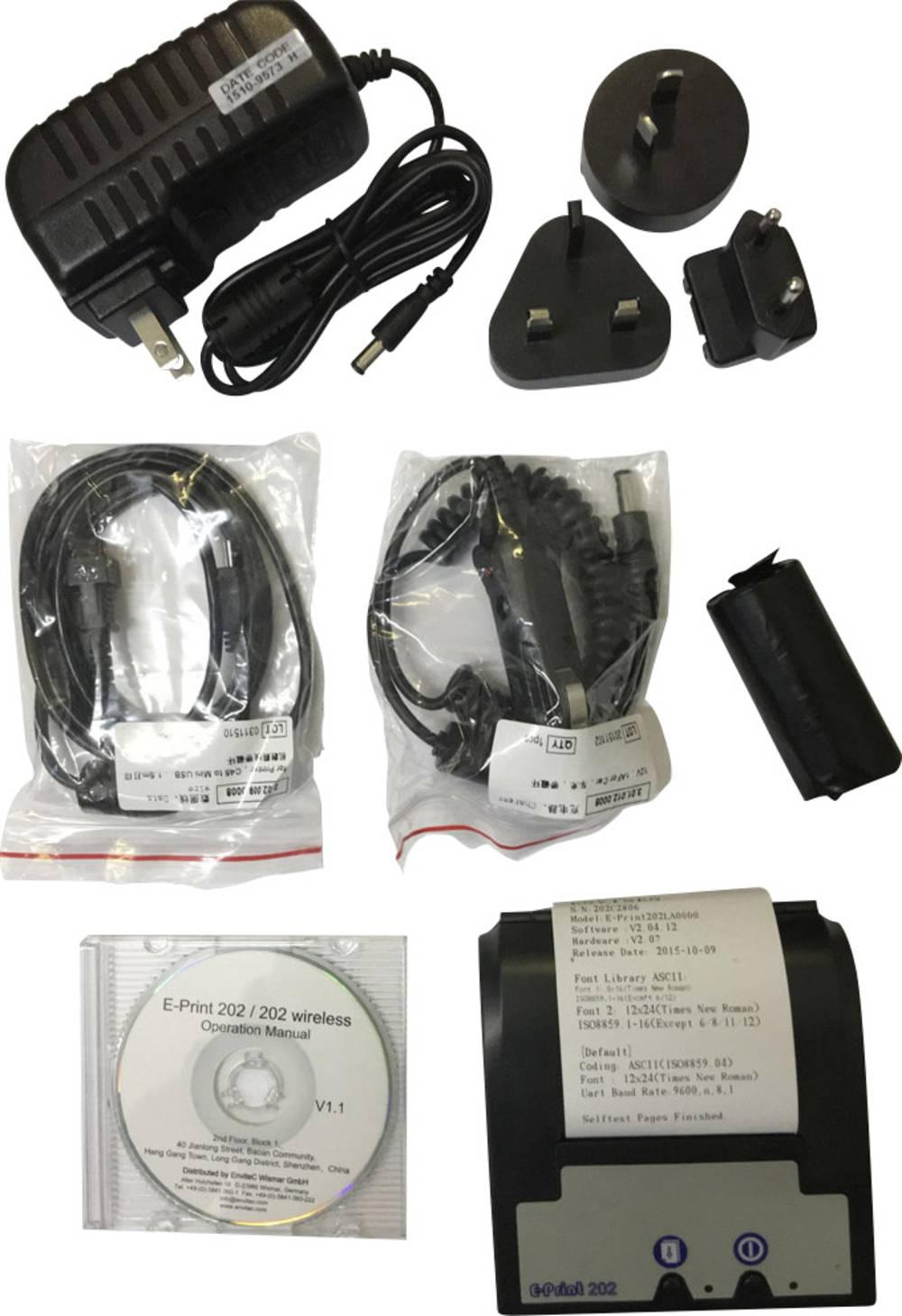 Alkohol tester Envitec by Honeywell AlcoQuant 6020 / 6020 Plus črne barve