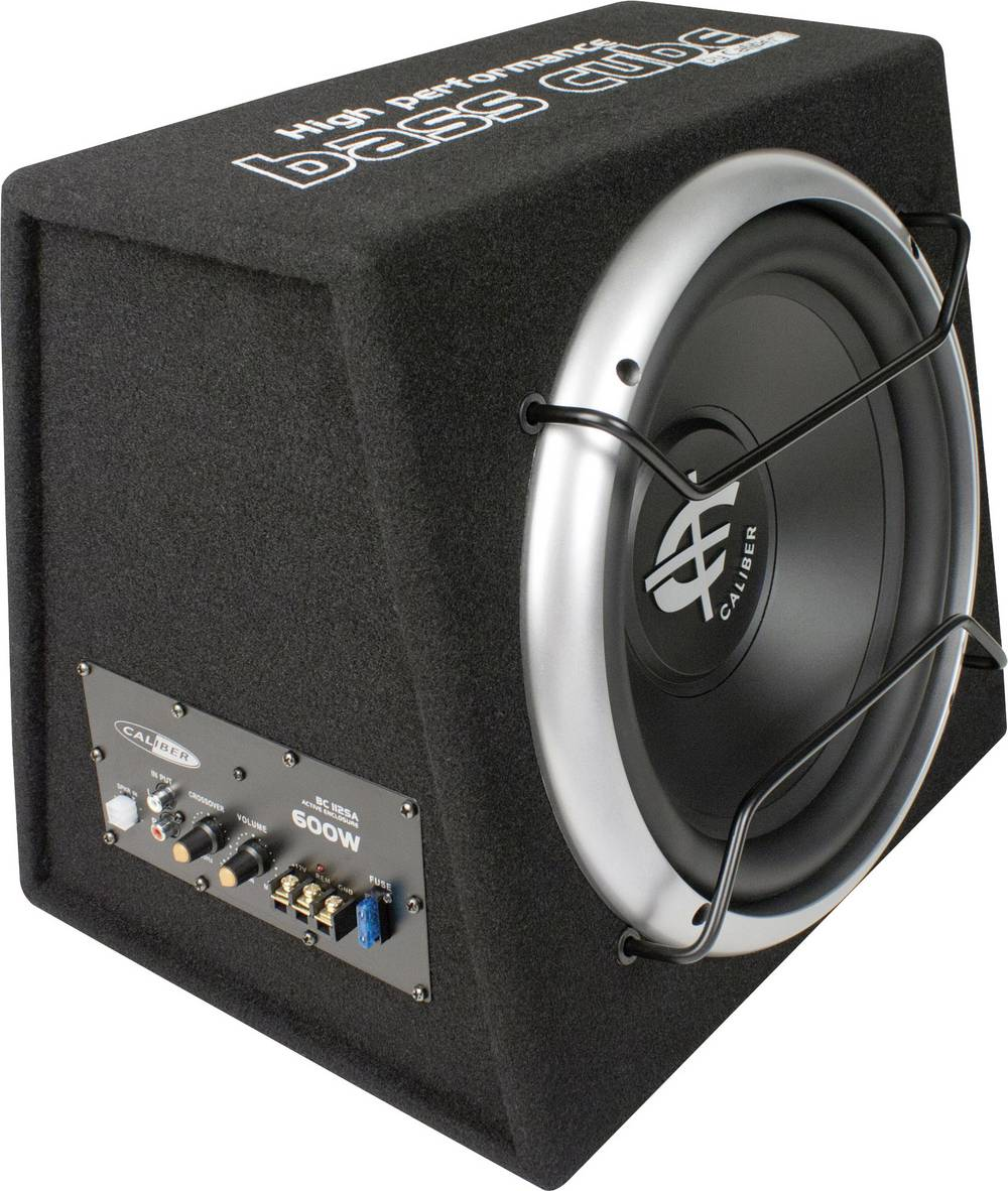 Auto-aktiv subwoofer Caliber Audio Technology BC112SA
