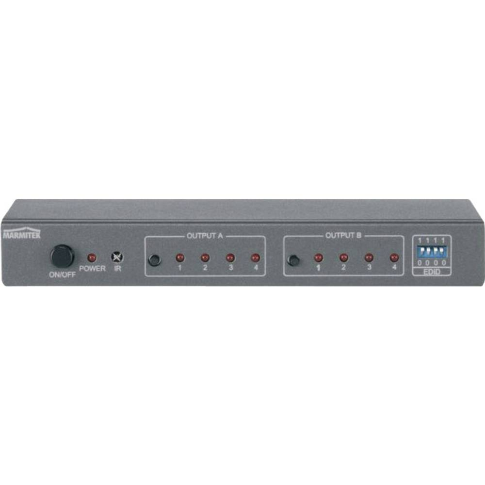 Marmitek Connect 540 4 Ports Hdmi Matrix Switcher Remote Control The Wireless Device Has Four Modes Toggle 3d Playback Mode 3840