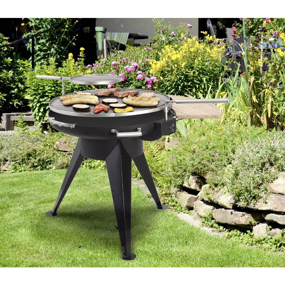 "tepro garten ""cranford"" round charcoal grill grate area (diameter"