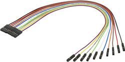 Raspberry Pi® anslutningskabel 10 st Kabellängd 0,25 m Raspberry Pi®
