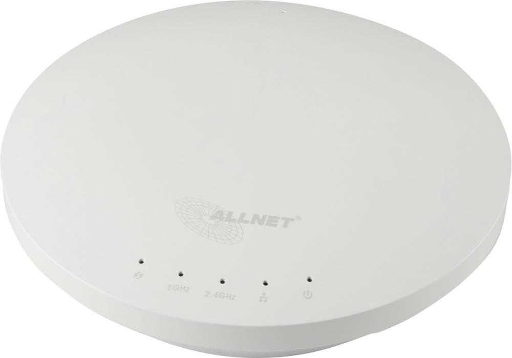 Brezžična dostopna točka 1750 MBit/s 5 GHz, 2.4 GHz Allnet ALL-WAP02860AC