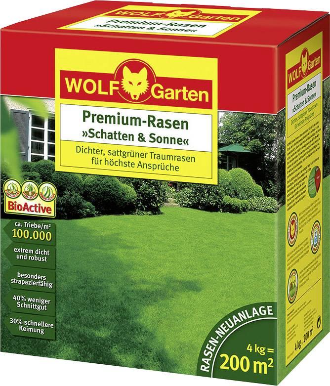 Wolf GartenLJ 200 Grass Seed Multi-Colour 29.5x20.5x26.5 cm