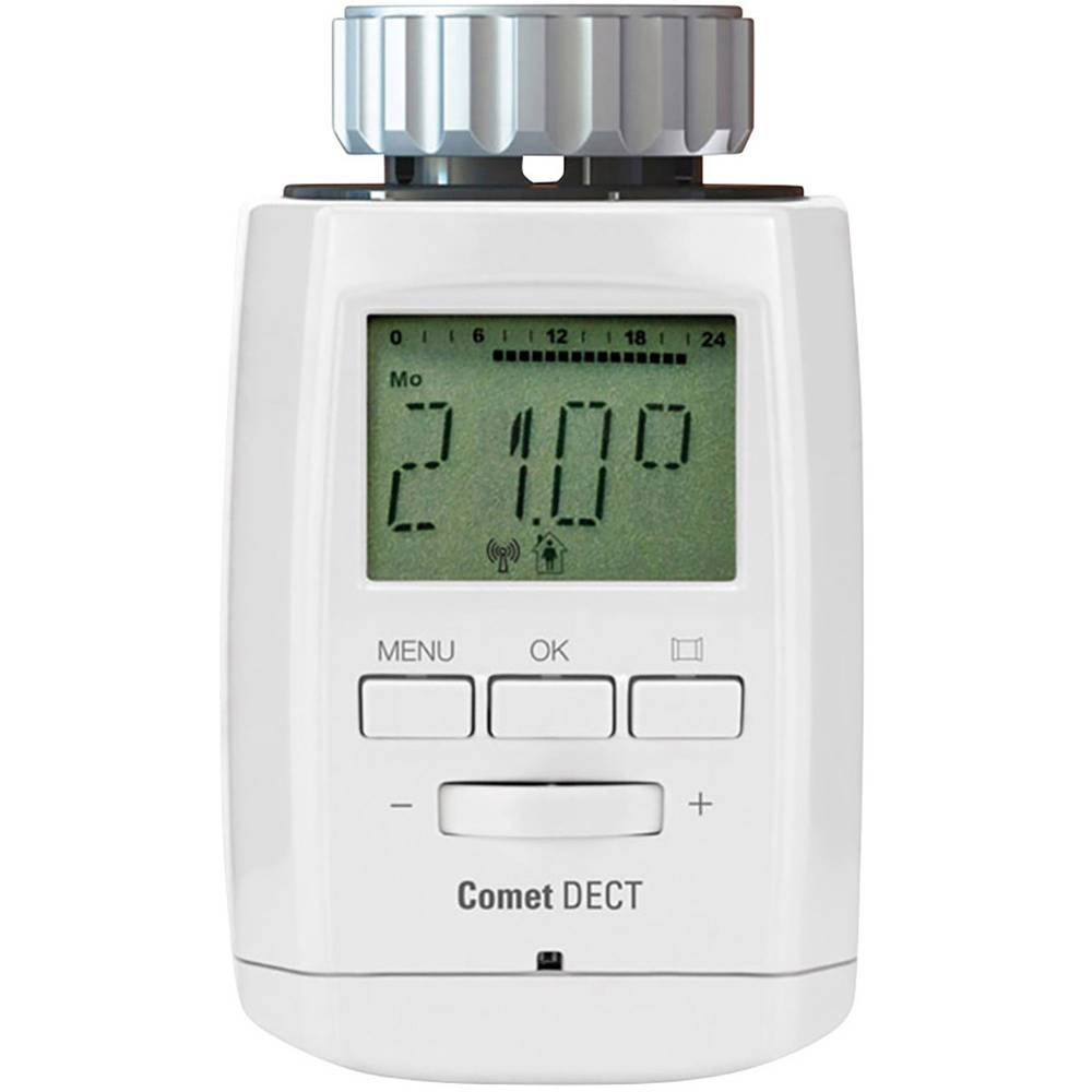 Bežični termostat za radijator Eurotronic COMET DECT