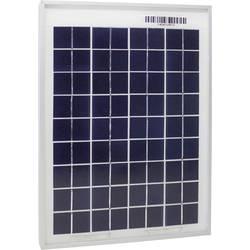 Polykrystallint solcellemodul Phaesun Sun Plus 10 10 Wp 12 V