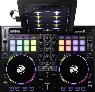 Image of DJ Controller Reloop Beatpad 2 DJ-Controller
