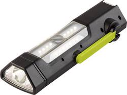 LED Campinglampe Goal Zero Torch 250 LED Flashlight solcelle-drift, dynamodrev, Batteridrevet Sort-gul