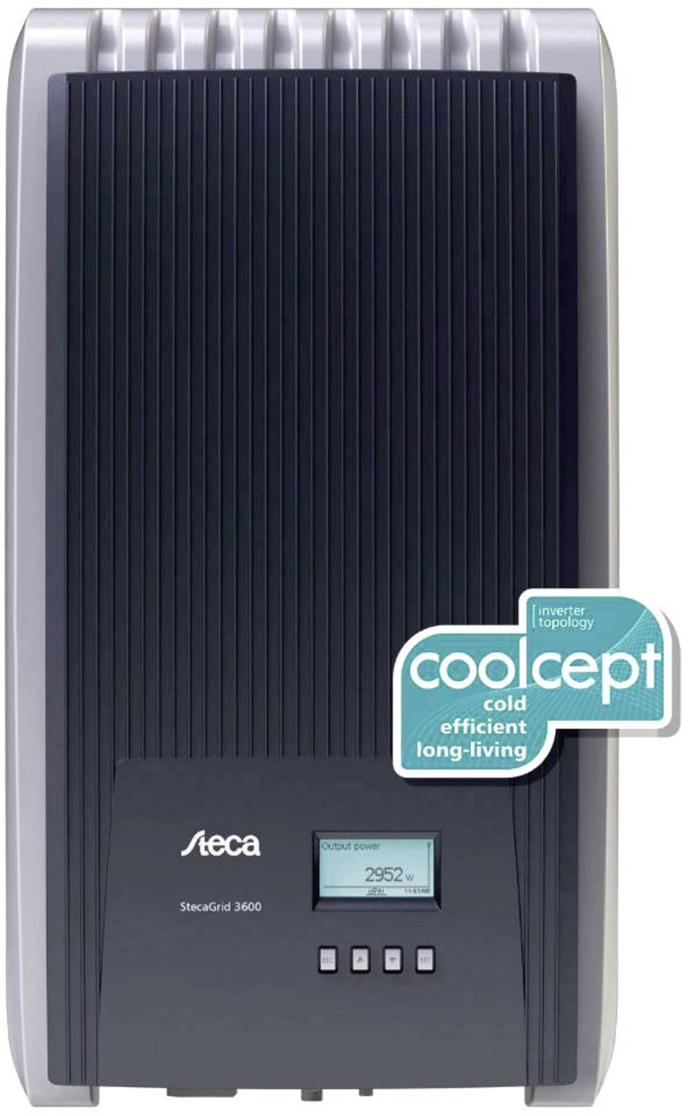 Strømvekselretter Steca Grid Inverter StecaGrid Coolcept 3010