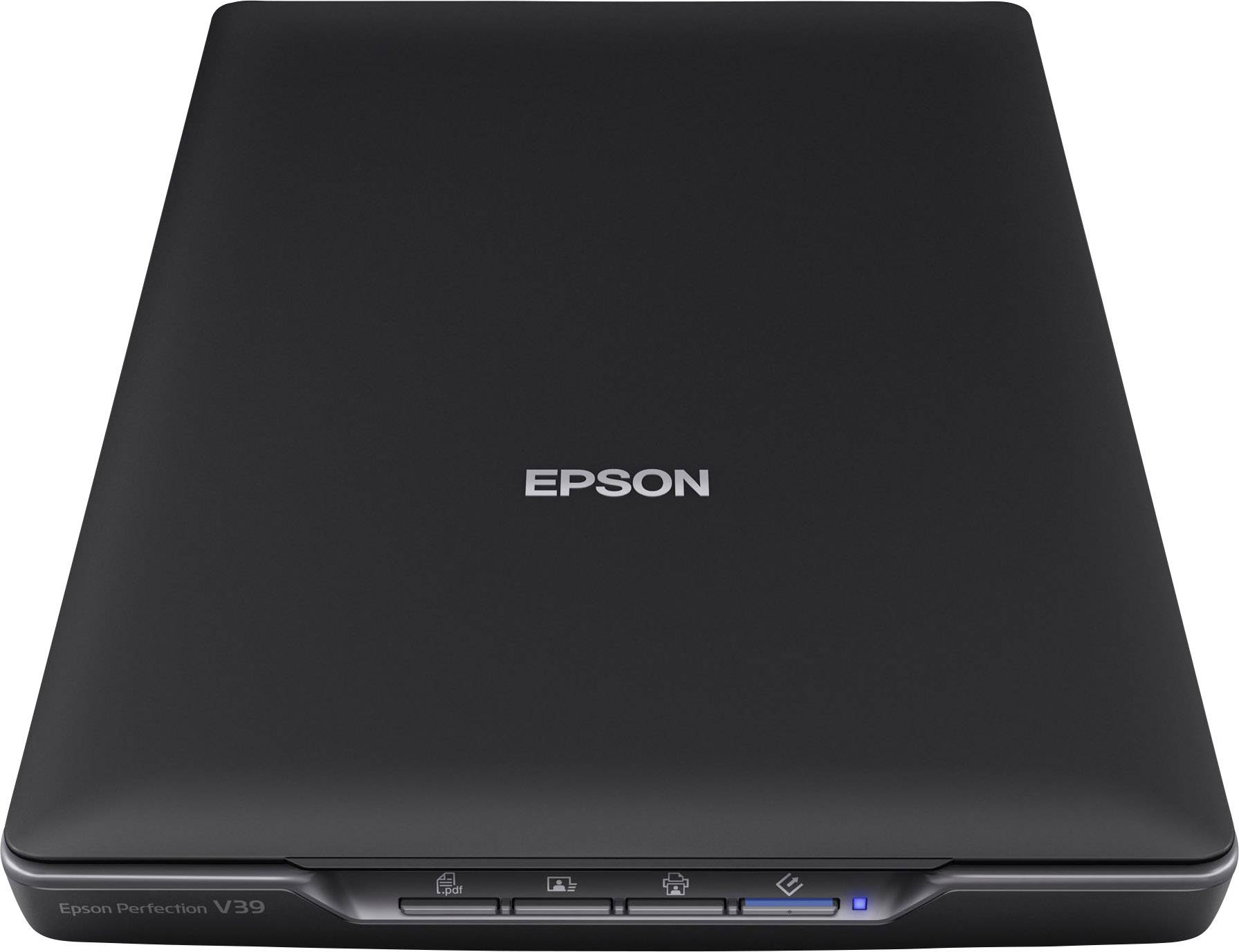 Epson Perfection V39 Color Photo and Document Scanner 4800 optical resolution