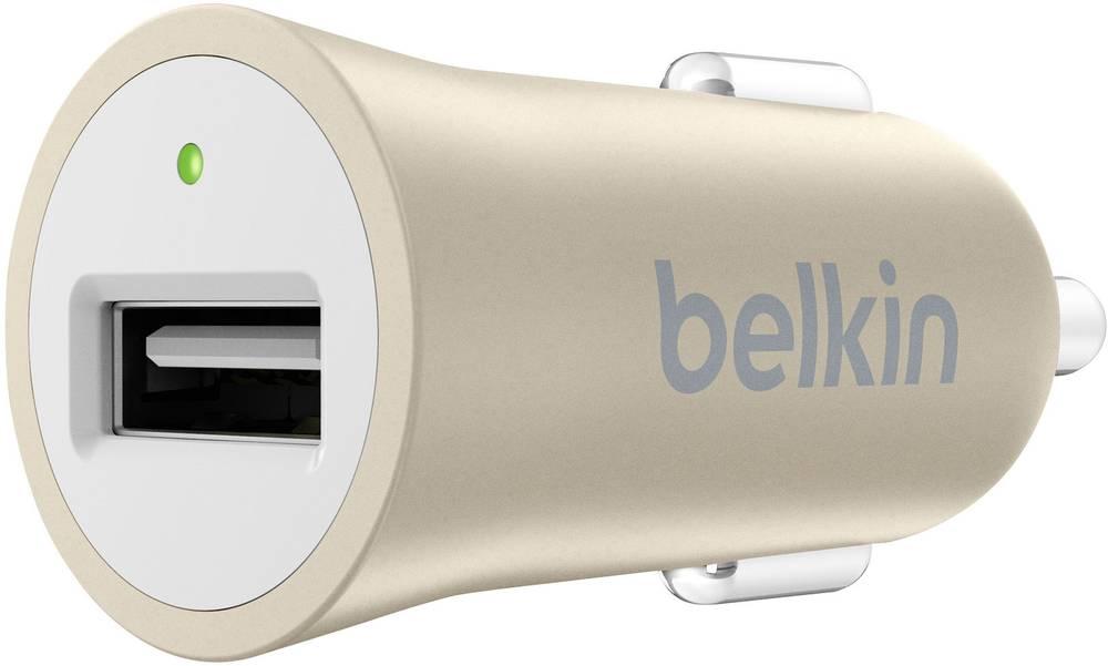 USB punjač za vozila F8M730btGLD Belkin izlazna struja (maks.) 2400 mA 1 x USB