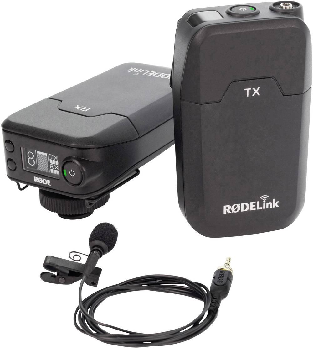 Mikrofon za kamero RODE Microphones Link brezžičen
