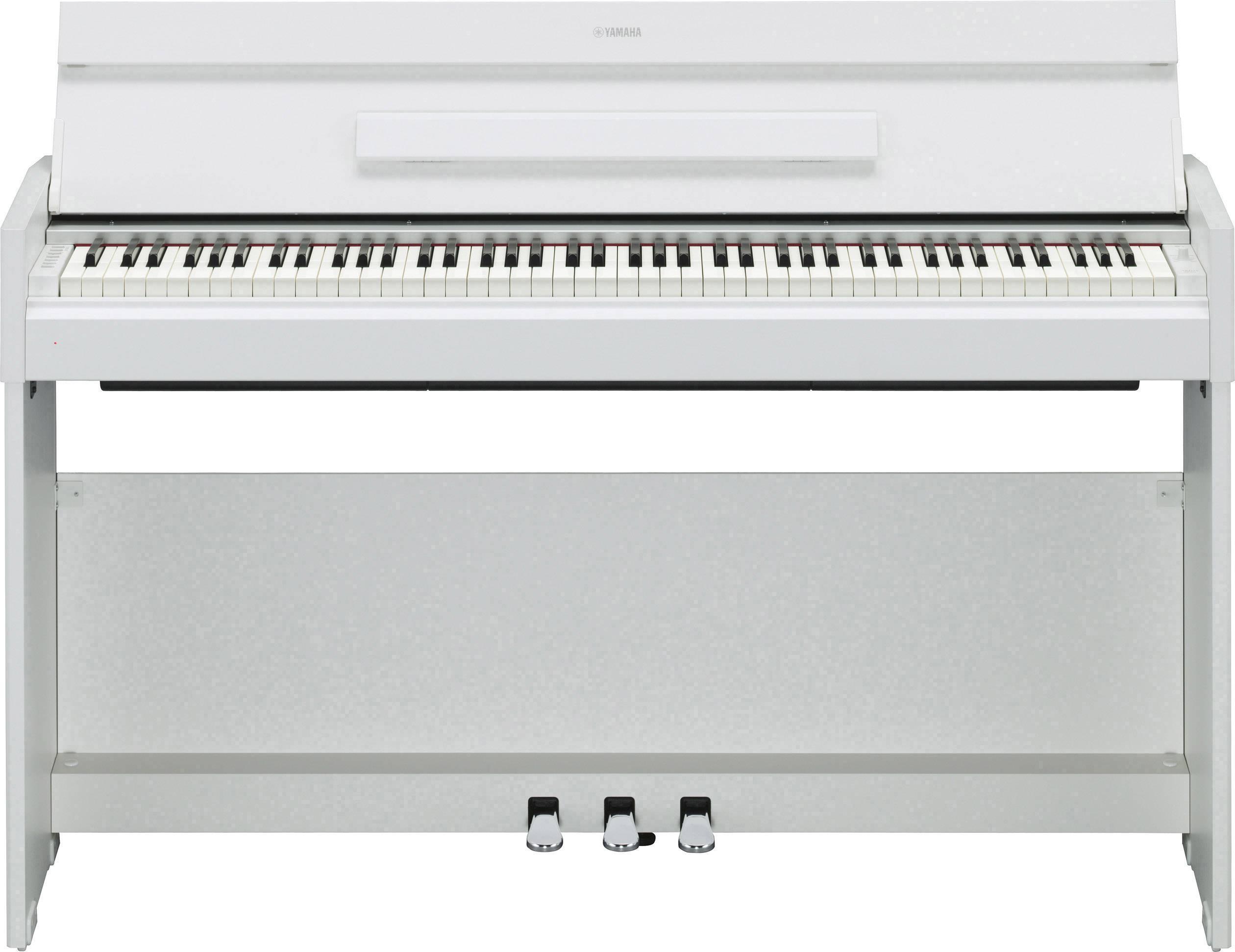 Yamaha Ydp S52wh Electric Piano White Conrad Com