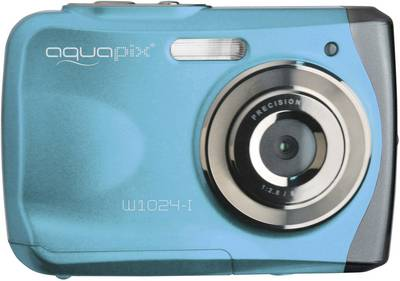 Image of Digital camera Easypix W1024-I Splash 16 MPix Blue Underwater camera