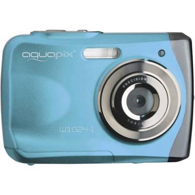 Image of Easypix W1024-I Splash Digital camera 16 MP Blue Underwater camera