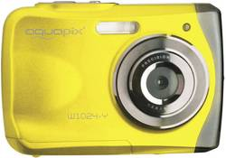 Image of Digital camera Easypix W1024-I Splash 16 MPix Yellow Underwater camera