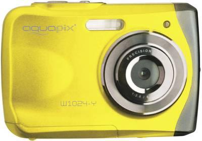 Image of Easypix W1024-I Splash Digital camera 16 MPix Yellow Underwater camera