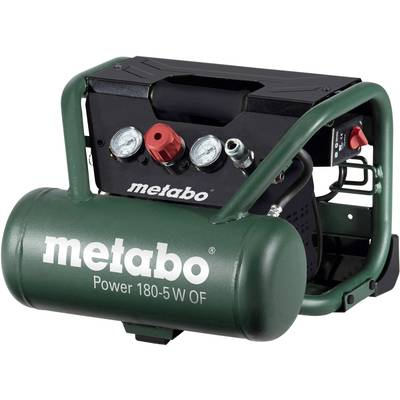 Metabo Air compressor Power 180-5 W OF 5 l 8 bar