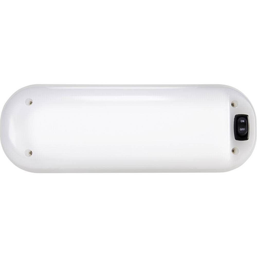 LED notranja luč LED (D x Š x V) 253 x 88 x 44 mm Basetech