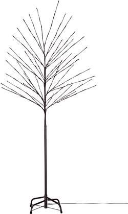 Utomhus LED-design träd Polarlite PCA-03-001 Varmvit LED Brun