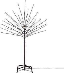 Utomhus LED-design träd Polarlite PCA-03-002 Varmvit LED Brun