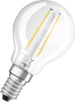 LED Klotform E14 OSRAM Filament 2.8 W 250 lm A++ Varmvit 1 st