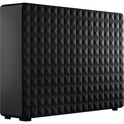 Image of Seagate Expansion Desktop 4 TB 3.5 external hard drive USB 3.2 Gen 1 (USB 3.0) Black STEB4000200