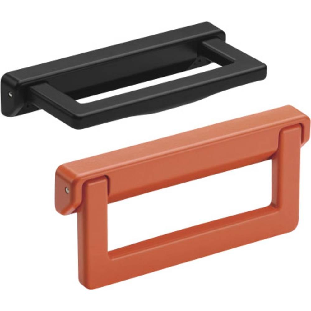 Preklopna ručka za nošenje KT Rohde KT-20.084.9005 (D x Š) 180 mm x 80 mm aluminij crna