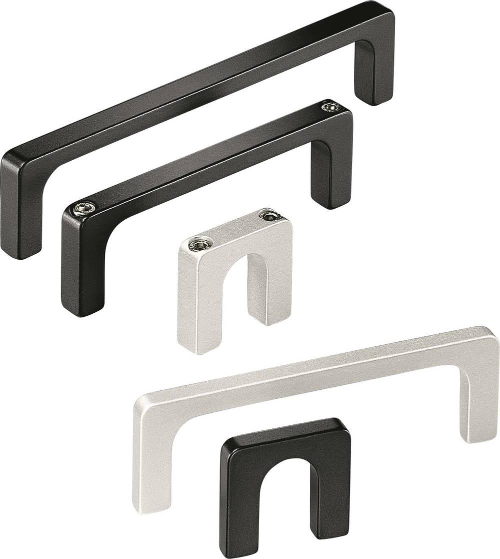 Profilna ručka R3 Rohde R3-12.088.04 (D x Š) 100 mm x 12 mm aluminij crna