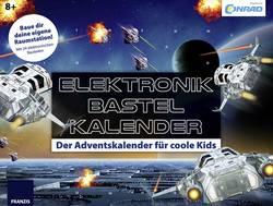 Coole Weihnachtskalender.Advent Calendar Conrad Components Elektronik Bastel Kalender 2015 Br