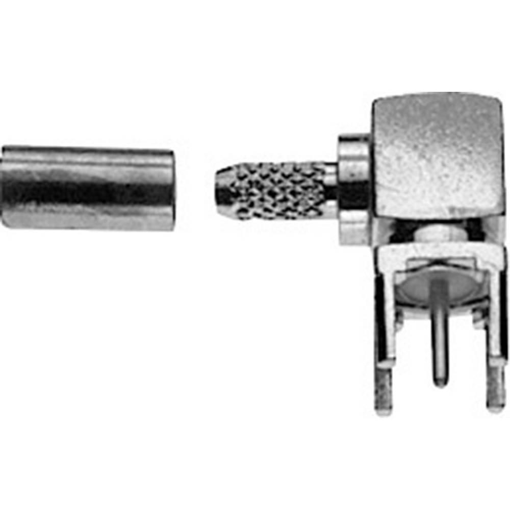Direkte tilslutning til kabel Telegärtner H01000B0167 Printpladesokkel, vinklet 1 stk